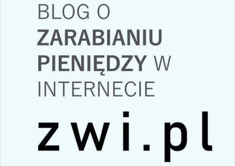Szukasz sposobu na zarabianie w internecie? Tu znajdziesz tylko te sprawdzone: zwi.pl